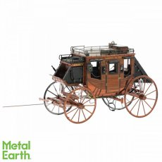 Metal Earth Wild West - Stage Coach