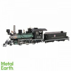 Metal Earth Wild West - 2-6-0 Locomotive