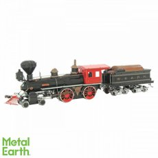 Metal Earth Wild West - 4-4-0 Locomotive