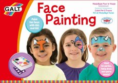 Grimeerset: Face Painting
