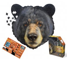 Poster puzzel BEAR (550st)