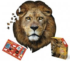 Puzzel I Am Lion 550st