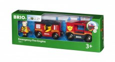 Emergency Fire Engine