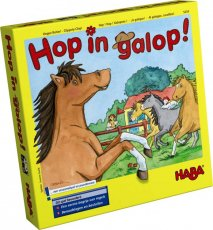 Hop in galop! +3j