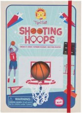 Shooting hoops - Basketball game +5j