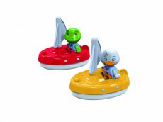 Aqua Play 2 Zeilbootjes Met Fig.