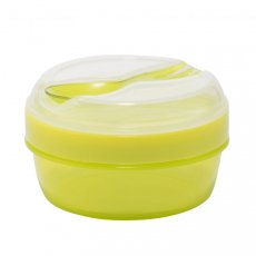 Carl Oskar N ice Cup snack box with cooling disc - Lime