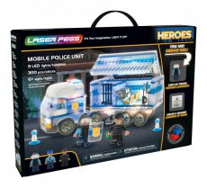 HEROES - Mobile Police Unit (Camion Police - Politiewagen)