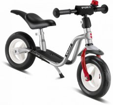 Loopfiets Puky Plus Zilver/rood
