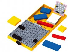 Mondrian blocks - Yellow edition +8j